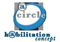 logo a-circle