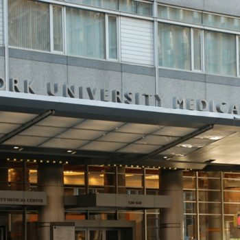 NYU Medical Center Entrance